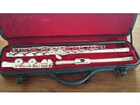 Flute for sale in good condition and barely used