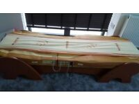 Chinese full body massage bed