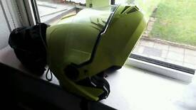 Xl motorcycle helmet