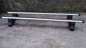 Thule Aero Roof Bars and Fixings