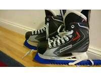 Boys size 5 ice skates