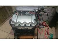 Ford escort xr3i engine