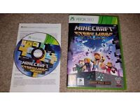 Xbox 360 games MINECRAFT Story Mode