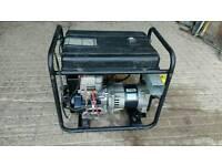 Petrol generator, 6 kva for sale.