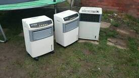 Air conditioning units ( 2 available )