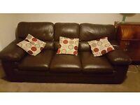 Iowa 3 Seater Sofa & Armchair