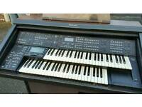 Technics GX5 Electric piano organ