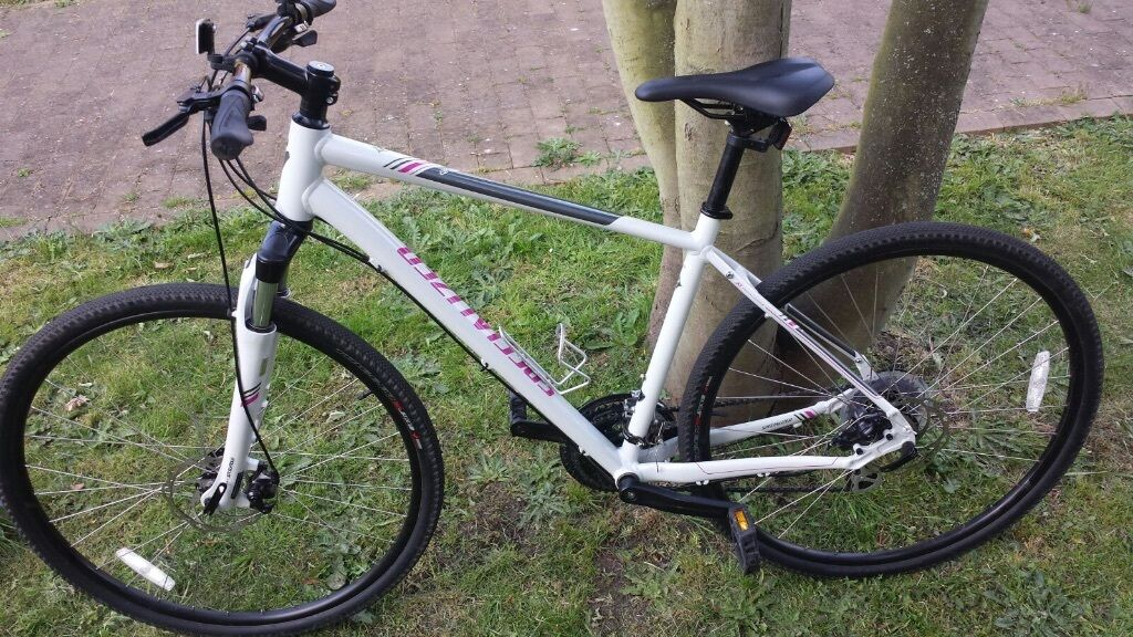 Specialized Ariel Womens Large Hybrid Bike Disc Mint Condition L