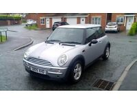 2005 mini one 1.6 chilli pack excellent condition
