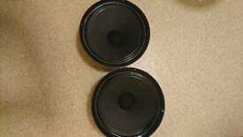Goodmans vintage speakers 12INCH BASE