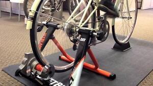 BRAND NEW Jet Black Trainers @ Harvester Bikes LIFETIME WARRANTY