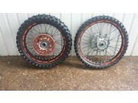 ktm wheels 2006 not kx yz cr rm