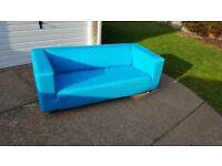Kipplan Ikea sofa 2 seater