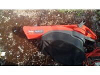 Flymo Turbo2200w vac / blower is in very good working order