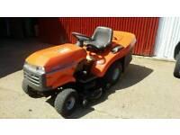 Husqvarna cth160 rideon lawnmower