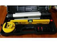 New laser level kit