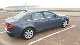 Audi A4 2.0 tdi automatic