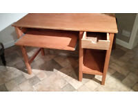 Desk, wooden