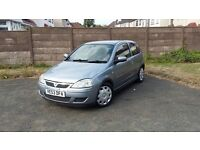 2004 53 REG VAUXHALL CORSA 1.2 DESIGN, LOW MILES ONLY 69K,MOT TILL MAY 2017, TIMING CHAIN CHANGED
