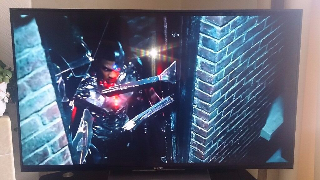 SONY BRAVIA 55 LED TV 4K UHD/SMART/ANDROID/WIFI/400HZ/HDR/MEDIA PLAYER EXCELLENT COND. NO OFFERSin Bradford, West YorkshireGumtree - SONY BRAVIA 55 LED TV 4K UHD/SMART/ANDROID/WIFI/400HZ/HDR/MEDIA PLAYER EXCELLENT COND. NO OFFERS. Features include pedestal stand, genuine remote control, freeview hd, freesat, android tv, 400hz, smart internet for youtube, netflix, web browser etc,...