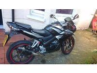 I am selling honda cbr 125 R8