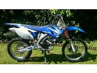 Yzf250 2008