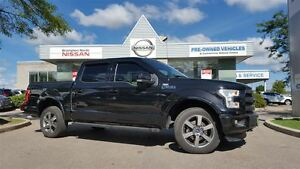 2015 Ford F-150 Lariat SuperCrew Cab *FULLY LOADED*