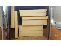 1 x 140mm Celotex/Kingspan/Ecotherm Insulation board 2.4m x 1.2m - More Available