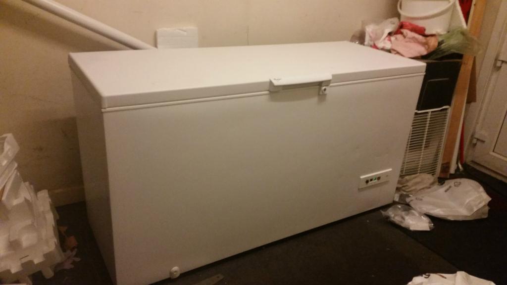 whirlpool big chest freezer for sale united kingdom. Black Bedroom Furniture Sets. Home Design Ideas