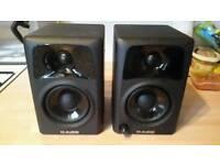 M-Audio AV32 Studio Monitors