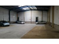 Mechanical Workshop/Body Shop/Storage/Warehouse to rent