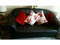Only 5 months old 3 seater and 2 seater sofas
