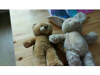 Build a bear teddies and clothing