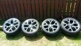 """Vauxhall astra gtc vxr 19""""Alloy wheels"""