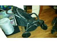 Mothercare Pushchair and Car Seat