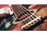 Guitar classes £12/month