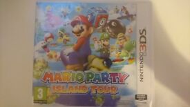 Mario Party Island Tour : Nintendo 3DS Complete In Box