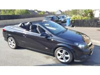 2009 Vauxhall Astra twintop 1.8 sport