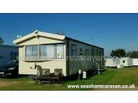 20th - 23rd Oct half term weekend. 2 bedroom caravan on Haven Seashore in Great Yarmouth to hire