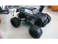 Nitro RC car RTR mini used