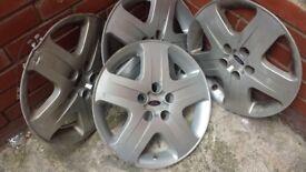 Ford c max wheel rims