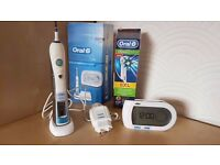 Braun Oral-B Triumph 5000 Toothbush with Smart Guide