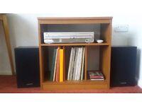 Small Schreiber Cabinet