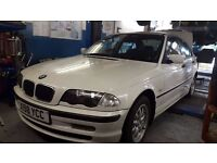 bmw 318i spares or repaire
