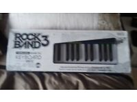 Rock Band 3 Key board for Wii