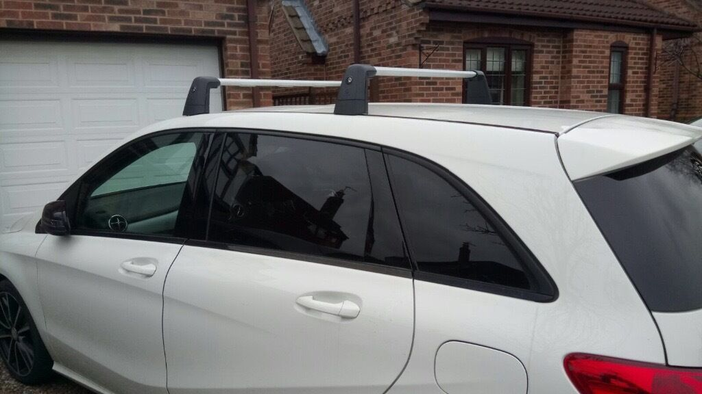 Mercedes Benz B Class Genuine Roof Bars In York North