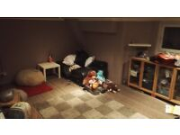 Very large Double room, unfurnished, all bills included.