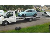 SCRAP CARS WANTED CASH PAYED SAME DAY PICK UP