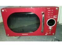 DAEWOO 800watt Microwave