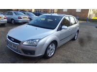 Ford focus automatic 1.6 long mot ab tax drives perfect